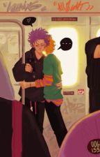 "Kaminari's Secret ""Girlfriend"" by luna-booklover"