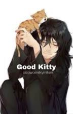 Good Kitty * Aizawa x Daughter!Reader by aizawasmilkymilkers