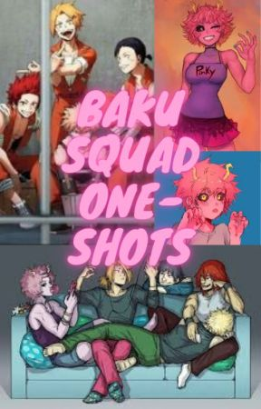 Bakusquad one-shots by cheese_its