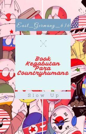 Book Kegabutan Para Countryhumans by East_Germany_636
