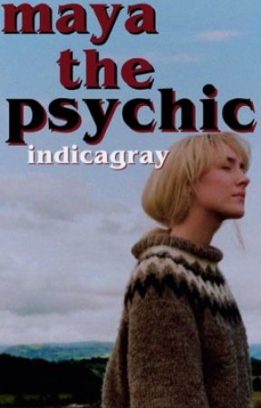 maya the psychic   jonathan byers by indicagray