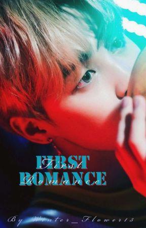 First Romance || Jikookff by Winter_Flower13