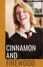 Cinnamon and Firewood - Fred Weasley by smalllbirdie