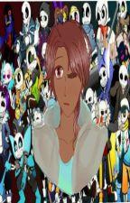 (ՏᗩᑎՏ ᗩᑌ x READER x ᑭᗩᑭYᖇᑌՏ ᗩᑌ)  A Skele-ton Of Harem by YourdailyMOONBERRY
