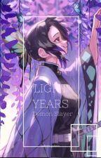 Light Years // Demon Slayer x F!Reader by youthfulmocha_