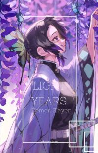 Light Years // Demon Slayer x F!Reader cover