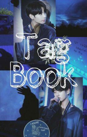 Tag Book by TaeTae_star