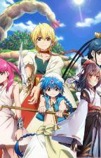 Magi: The Adventure of Hana, Begins! by Raito-san14th