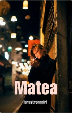 Matea by larastronggirl