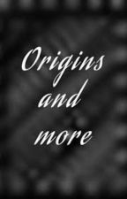 Origins Oneshots and Incorrect Quotes (REQUESTS OPEN) by Dragon_Lord_Girl