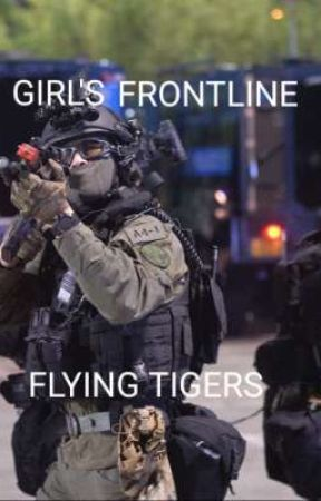 Girl's Frontline:Flying Tigers (SDU ops x GFL) by Cmdr_Crimson