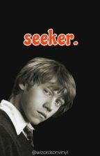 seeker. (Ron Weasley ♡) by angisboredd