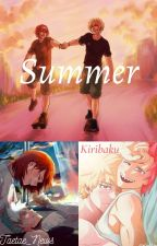 +Summer+ -Kiribaku- by TaeTae_News