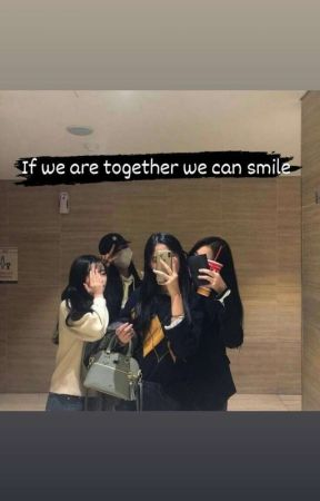 if we are together we can smile (my original)  by EliseJennie