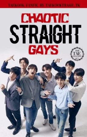 Chaotic Straight Gays   TaeKook by Taekooktrash_tk