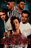 ONE DIRECTION IMAGINES cover