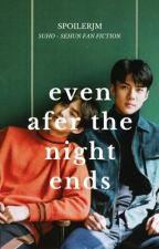 even after the night ends (SEHO/HUNHO) by spoilerkjm
