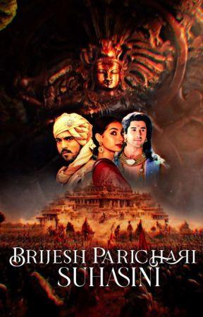 Brijesh Parichari , Suhasini (Kanha's Sister) by Sassy_Nightangle