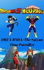 DBZ x MHA: The Saiyan Time Patroller (Momo Yaoyorozu x Male Saiyan Reader) by Ballislife2310