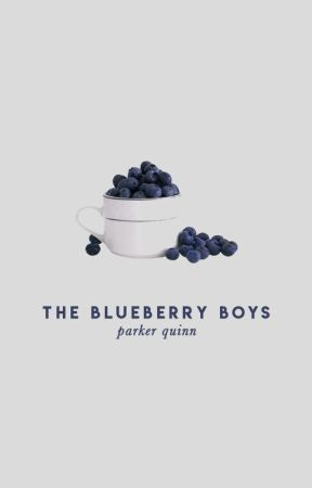 The Boys of Blueberries by arrowheads