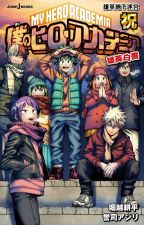 My One Shot Collection Academia by 30RatsGod