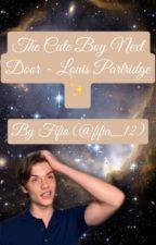The Cute Boy Next Door - Louis Partridge x by Fifia_12