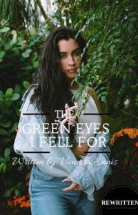 The Green Eyes I fell For  (Lauren Jauregui/You) cover