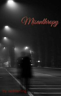 Misanthropy; The Art of Hating Humans  cover