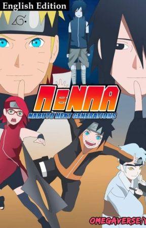 Menma: Naruto Next Generations (English Ver.) (Canceled) by ElaNieto