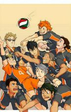Haikyuu x Reader by lonleych