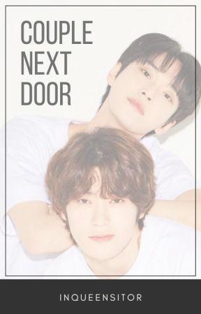Couple Next Door by inqueensitor