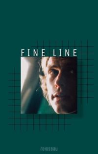 Fine Line [ spencer reid x reader ] ✔️ cover