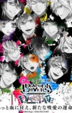 Diabolik lovers x Child reader by Number95914