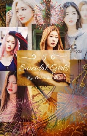 5 Suicidal Girls by Periwinkle_17_