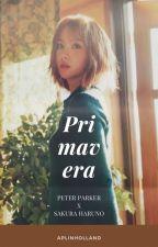 primavera + peter parker by aplinholland