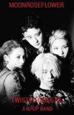 Twisted Omegas- A Kpop Band by moonroseflower