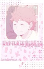 Captured Hearts ♡︎   HINATA HAREM  by imthiccnotfat