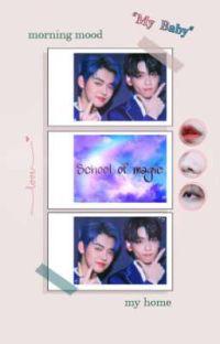 School of magic -Yeonbin cover