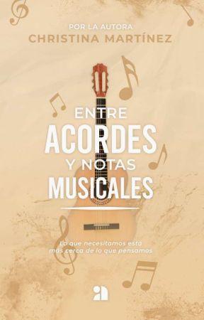 Entre acordes y notas musicales © by imchrismartinez