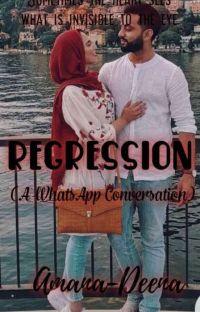 REGRESSION (𝓐 𝓦𝓱𝓪𝓽𝓼𝓐𝓹𝓹 𝓒𝓸𝓷𝓿𝓮𝓻𝓼𝓪𝓽𝓲𝓸𝓷) cover
