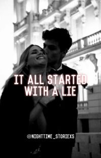 It All Started With A Lie cover