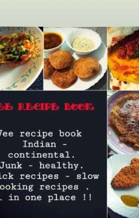 Vee Recipe Book by Veenu_Sk