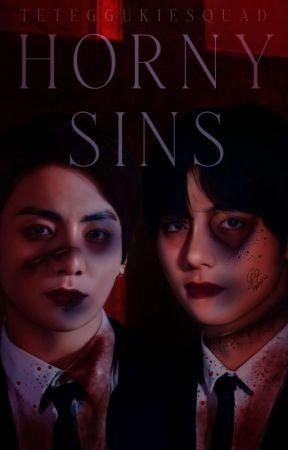 Horny Sins by teteggukiesquad