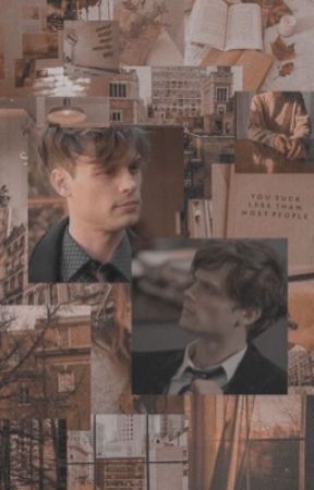 Matthew Gray Gubler Imagines  by Solby_SamAndColby