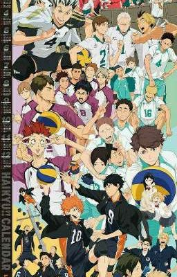○Reaction ○ 《Волейбол!》