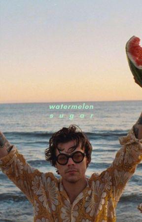 WATERMELON SUGAR (film recs) by harryskissy