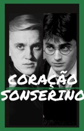 Coração Sonserino - Drarry by fanfiqueiraari_