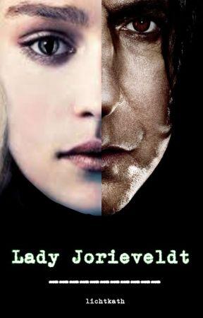 Lady Jorieveldt I (Severus Snape FF) by lichtkadri