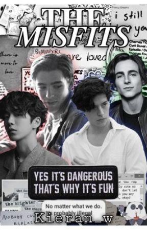 Misfits | Harry Potter Fanfiction by kieran_w