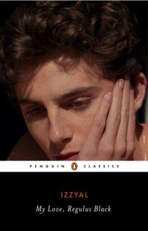 My love, Regulus Black by izzyal